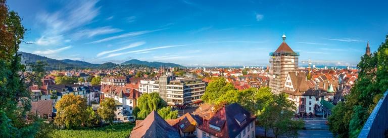 Buchungsservice für Freiburgs Gäste und Gastgeber