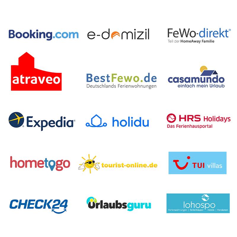Eine Auswahl an unseren internationalen Partnern