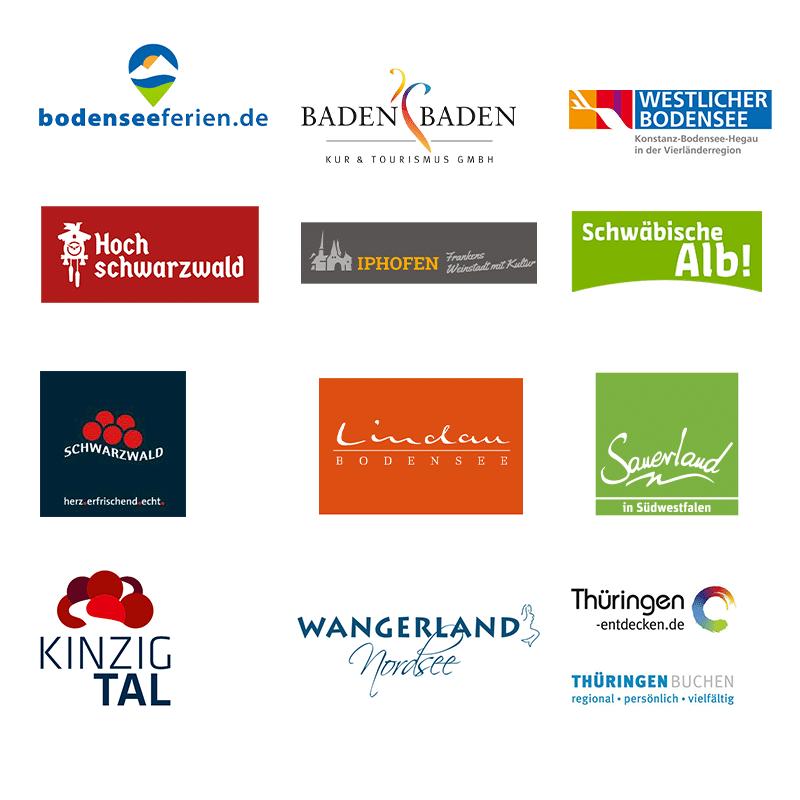 Eine Auswahl an unseren regionalen Partnern