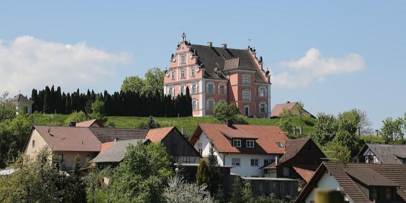 außergewöhnliche Unterkünfte - Schloss