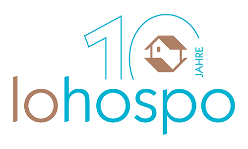 10 Jahre Lohospo Logo