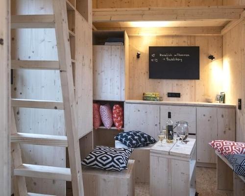 außergewöhnliche Unterkünfte - Tiny House