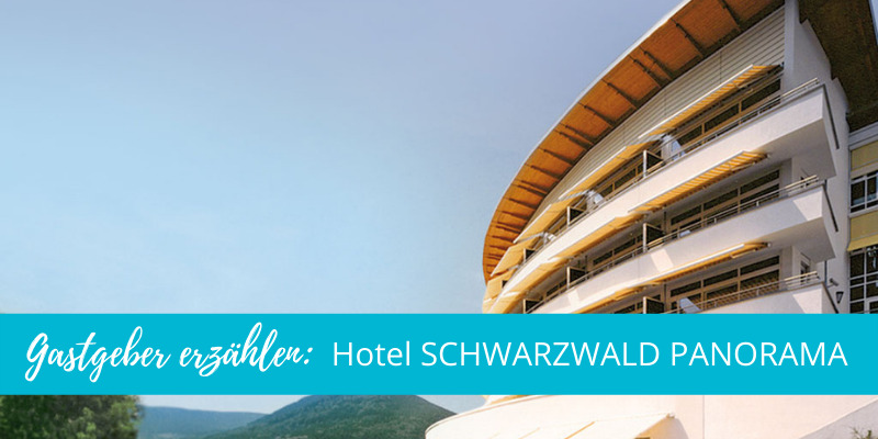 Gastgeber erzählen: Hotel SCHWARZWALD PANORAMA in Bad Herrenalb!
